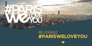 campagne ParisWeLoveYou