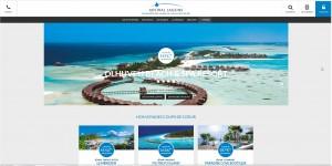 stratégie digitale d'Austral Lagons