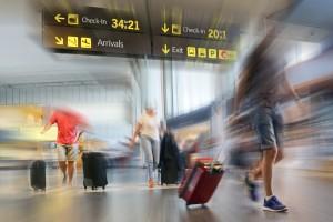 Touristes français à l'étranger