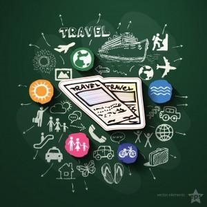 Voyage e-tourisme