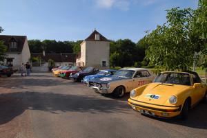 voitures de prestige MPH Factory
