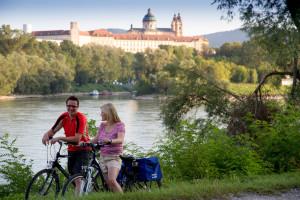 vacances à vélo Stift Melk