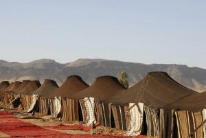 Sud Maroc - camp bédouin Cézame