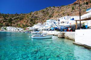 Village en Crète