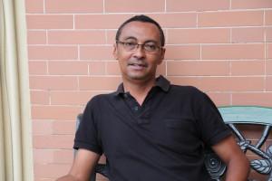 RIJA DIZAINE, Directeur de l'Office Régional du Tourisme de VAKINANKARATRA