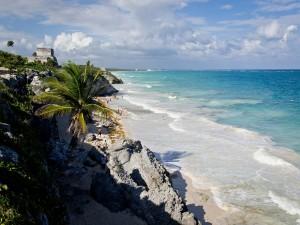 Tulum au Mexique Amérique latine
