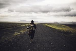 Paysages désertiques Islandais Fotolia