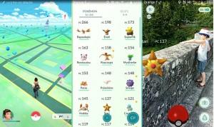 Pokemon Go réalité augmentée