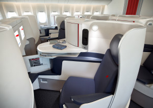 Offre business Air France