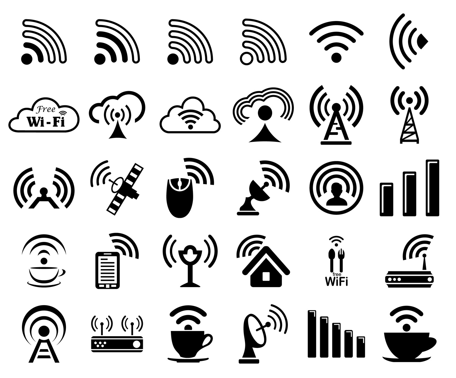 Le Wi-Fi dans les transports