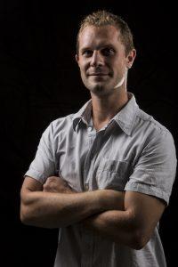 Cyril Gervais responsable webmarketing office de tourisme Nouvelle Calédonie
