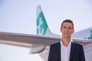Hervé Kozar, Directeur Général Adjoint Commercial de Transavia