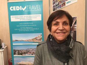 Adriana Minchella présidente du Cediv