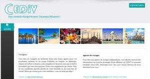 Nouveau site btobtoc du Cediv