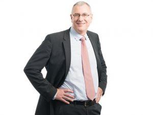 Emmanuel Bourgeat, directeur général Travelport France