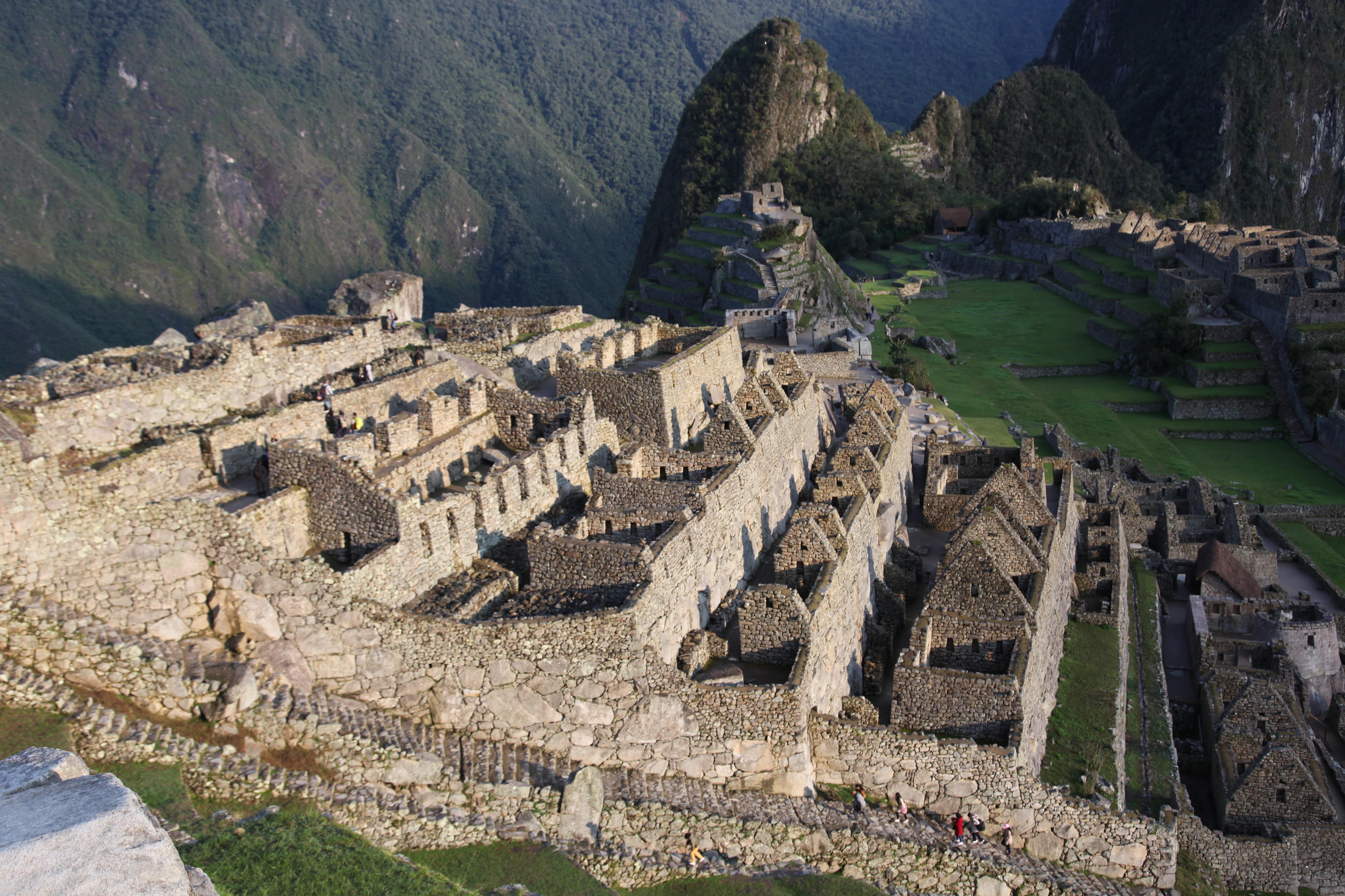 Machu Pichu au Pérou