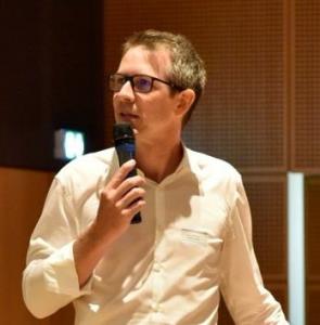Alexandre Jorre, directeur marketing & communication - Amadeus France