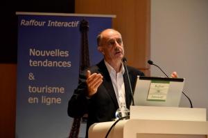 Guy Raffour président de Raffour Interactif