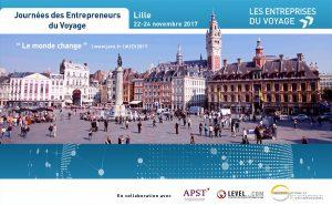 3e édition des Journées des Entrepreneurs du Voyage à Lille