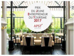 prix jeune entrepreneur du tourisme APST