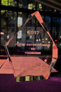 Prix APST Jeune entrepreneur du tourisme