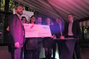 Cap Mystère remporte le Prix jeune entrepreneur du tourisme APST 2017