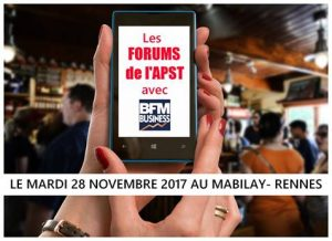 2e forum APST BFM Business Rennes