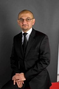 Gabriel Taher, directeur de l'office de tourisme Afrique du Sud