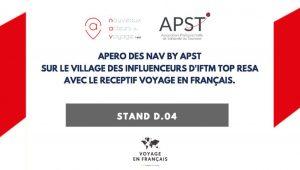Apéro des NAV by APST