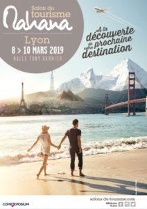 Salon du tourisme Mahana Lyon 2019