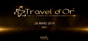 Travel d'Or 2019
