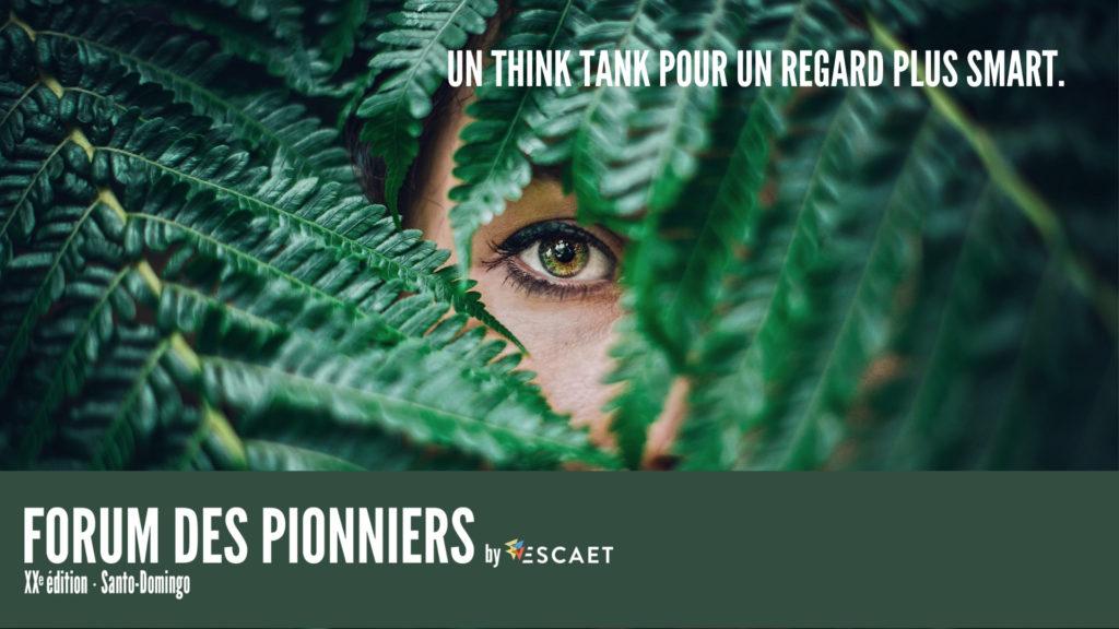 20e forum des pionniers ESCAET