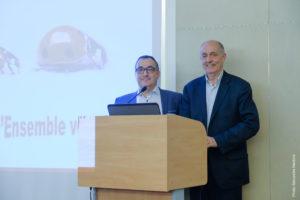 Emmanuel Toromanof et Guy Raffour