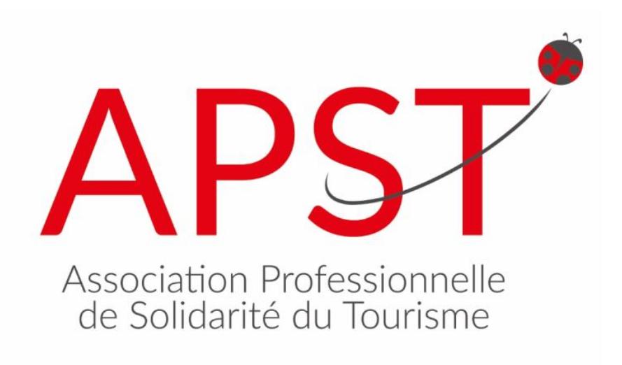 Logo APST
