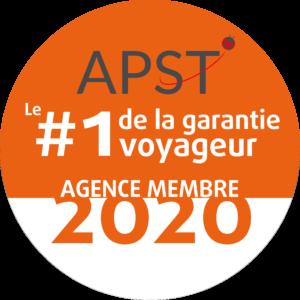 Sticker logo 2020