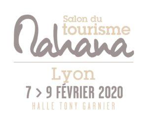 logo du salon du tourisme mahana Lyon février 2020